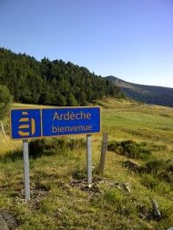 Bienvenue en Ardèche! Photo Pinterest