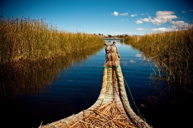Lac Titicaca - Photo Pinterest
