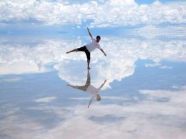 Salar d'Uyuni, le lac de sel - Photo Pinterest